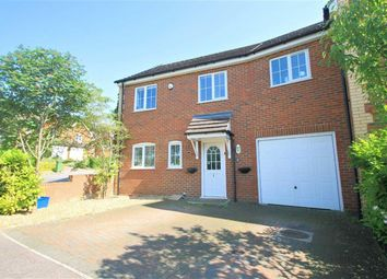 Thumbnail 3 bed end terrace house to rent in Walden Croft, Simpson, Milton Keynes
