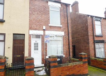 Thumbnail 2 bed terraced house for sale in York Street, Mexborough