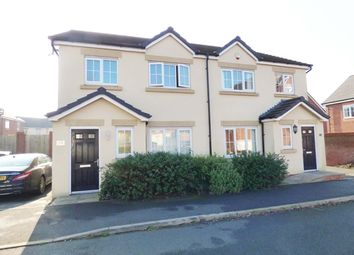 Thumbnail 3 bed semi-detached house to rent in Lancers Close, Buckshaw Village
