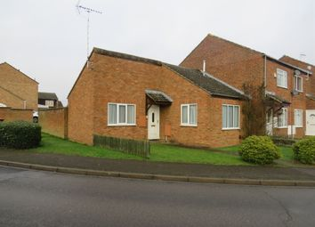 Thumbnail 1 bedroom terraced bungalow for sale in Hornbeam Close, Leighton Buzzard