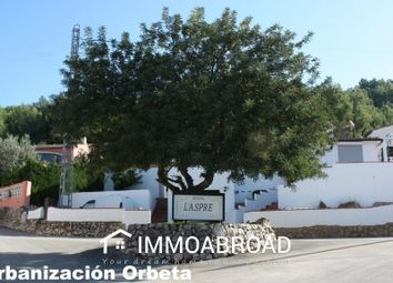 Thumbnail Land for sale in Orba, Alicante, Spain