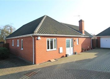 Thumbnail 3 bedroom bungalow for sale in Finley Way, Bury St. Edmunds
