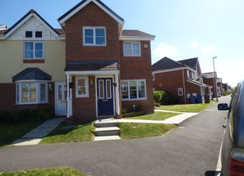 Thumbnail 3 bed town house for sale in Regency Square, Warrington
