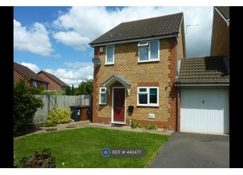 Thumbnail 3 bed detached house to rent in Lancaster Way, Northampton
