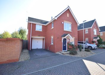 Thumbnail 4 bedroom detached house for sale in Harness Close, Hempsted, Gloucester