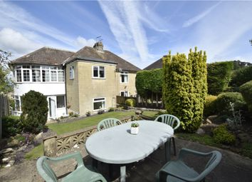 Thumbnail 4 bedroom semi-detached house for sale in Rowacres, Bath