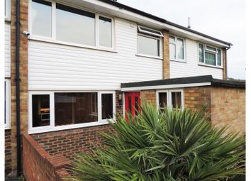Thumbnail 3 bed terraced house for sale in Warren Wood Road, Rochester