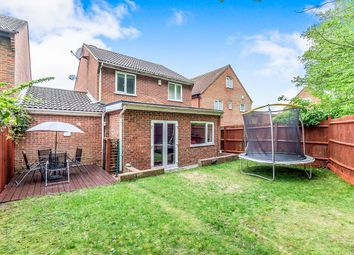Thumbnail 4 bed detached house for sale in Lords Wood Lane, Lordswood, Chatham