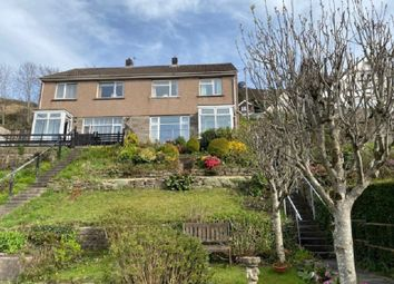 Thumbnail 3 bed semi-detached house for sale in Lletty Harri, Port Talbot, Neath Port Talbot.