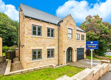 Thumbnail 6 bed detached house for sale in Weetwood Drive, Sheffield