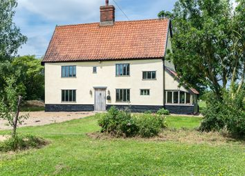 Thumbnail 5 bed cottage for sale in ., St. Nicholas South Elmham, Harleston
