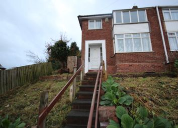 Thumbnail 3 bed semi-detached house to rent in Dudley Road East, Oldbury, West Midlands