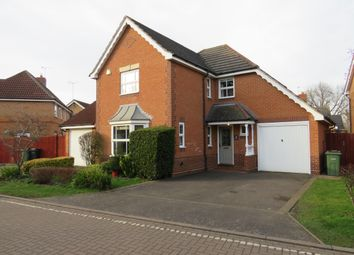 Thumbnail 4 bed property to rent in Hornbeam Close, Oadby, Leicester
