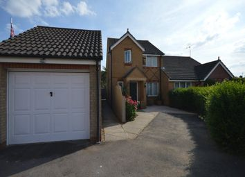 Thumbnail 3 bed property to rent in Portchester Close, Stanground, Peterborough