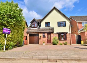 Thumbnail 4 bed detached house for sale in Windermere Drive, Braintree