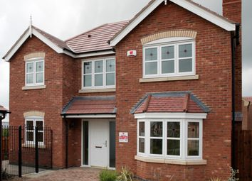 Thumbnail 5 bed detached house for sale in Off Kinross Way, Hinckley