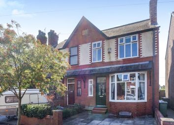 3 bed semi-detached house for sale in Belgrave Crescent, Woodsmoor, Stockport SK2