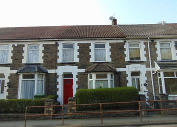 Thumbnail 3 bed terraced house for sale in Berw Road, Pontypridd, Rhondda Cynon Taff