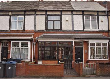 Thumbnail 2 bed terraced house to rent in Reddings Lane, Tyseley, Birmingham