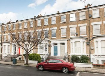Thumbnail 3 bed flat to rent in Minford Gardens, London