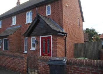 Thumbnail 2 bedroom terraced house to rent in 37 Devlin Drive, Poringland, Norfolk
