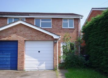 Thumbnail 3 bed semi-detached house to rent in West View, Newent