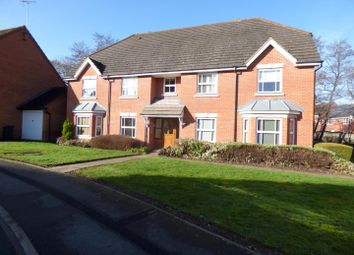Thumbnail 2 bed flat for sale in Rosedale Close, Redditch