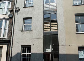 Thumbnail 2 bed flat to rent in Flat 1, Queen Street, Aberystwyth