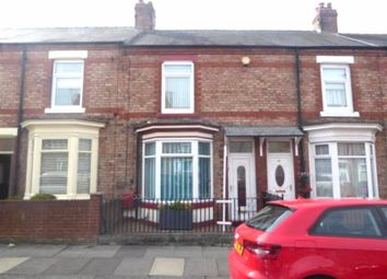 Thumbnail 2 bed terraced house for sale in Eastbourne Road, Darlington