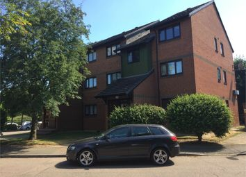 Thumbnail 1 bed flat to rent in Maltby Drive, Enfield, Greater London