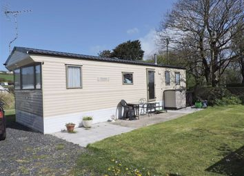 Thumbnail 2 bedroom mobile/park home for sale in Mathry, Haverfordwest