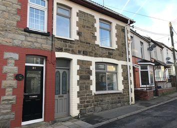 Thumbnail 3 bed end terrace house for sale in Victoria Street, Abertillery