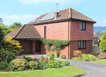 Thumbnail 3 bed detached house for sale in Meadow View Close, Sidmouth