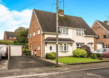 Thumbnail 3 bed semi-detached house for sale in Minehead Road, Dudley