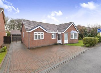 Thumbnail 3 bed bungalow for sale in Thorntondale Drive, Bridlington
