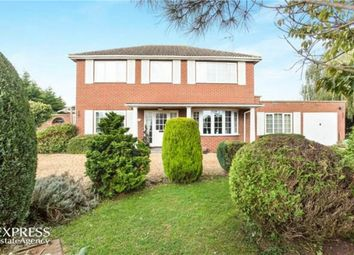 Thumbnail 4 bed detached house for sale in Ferry Road, West Lynn, King's Lynn, Norfolk