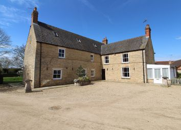 Thumbnail 4 bed property for sale in Church Street, Northborough, Peterborough