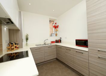 Thumbnail 2 bedroom flat for sale in Frilsham Court, Cholsey, Wallingford