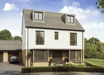 "Thumbnail 5 bed detached house for sale in ""Wren I"" at Dene Close, Outwood Lane, Chipstead, Coulsdon"