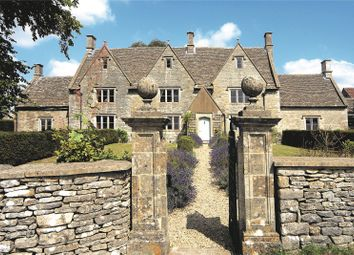 Thumbnail 5 bed detached house for sale in Tresham, Wotton-Under-Edge, Gloucestershire
