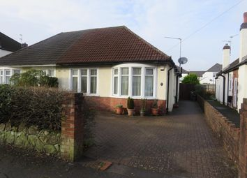 Thumbnail 2 bed bungalow to rent in Heol Pant Y Celyn, Cardiff