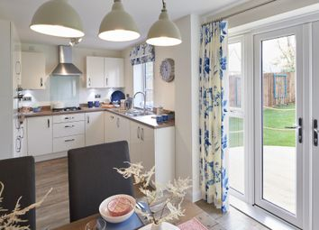 "Thumbnail 4 bed detached house for sale in ""Hemsworth"" at Brunel Way, Stroudwater Business Park, Stonehouse"