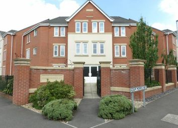 Thumbnail 2 bed flat for sale in Adam Morris Way, Coalville