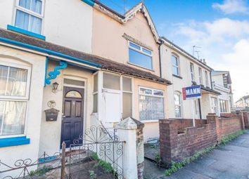 Thumbnail 3 bed terraced house for sale in Canterbury Street, Gillingham, Kent, .