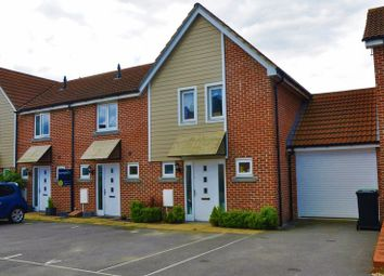 Thumbnail 3 bed end terrace house for sale in Wheeler Way, Basingstoke