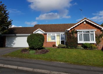 Thumbnail 2 bed detached bungalow for sale in Coleshill Close, Hunt End, Redditch
