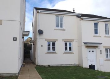 Thumbnail 2 bed end terrace house for sale in Helston, Cornwall
