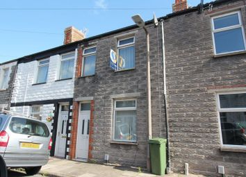 Thumbnail 3 bed terraced house for sale in Lee Road, Barry