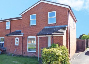 Thumbnail 3 bed semi-detached house for sale in Fallowfield, Leebotwood, Church Stretton, Shropshire