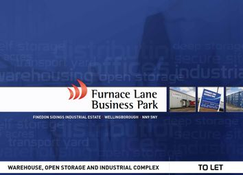 Thumbnail Warehouse to let in Furnance Lane, Finedon